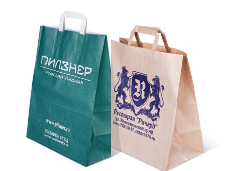 производство полиэтиленовых пакетов с логотипом